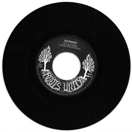 Clive Matthews - Jah Praises / Raw Rhythm Section - Raw Dub (Roots Unity) 7""